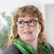 Portrait Frau Huth
